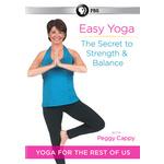 Easy Yoga-Secret to Strength & Balance W/Peggy Cappy