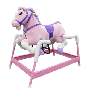 Spring Pink Horse with Sound Product Image
