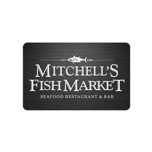 Mitchell's Fish Market eGift Card $50 Product Image