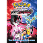 Pokemon the Movie-17-Diancie & Cocoon of Destruction Product Image
