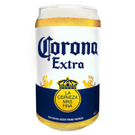 16oz Corona Extra Can Glass Set of 4 Product Image
