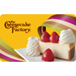 The Cheesecake Factory eGift Card $50 Product Image