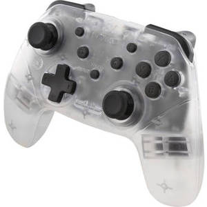 Wireless Core Controller for Nintendo Switch (Clear) Product Image