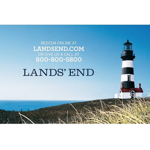 Lands End Gift Card $25 Product Image