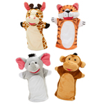 Zoo Friends Hand Puppets Ages 2+ Years