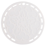 Silicone French Trivet White Product Image