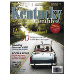 Kentucky Monthly - 10 Issues - 1 Year