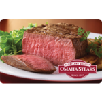 Omaha Steaks® eGift Card $25.00 Product Image