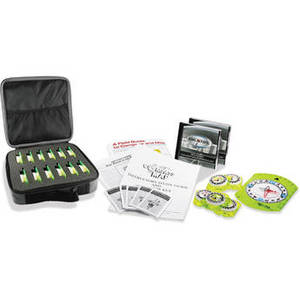 9020G 12-Piece Instructor's Compass Set Product Image