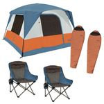 Copper Canyon LX 4 Frontcountry Tent & Accessories Package Product Image