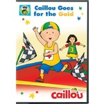 Caillou-Caillou Goes for the Gold Product Image