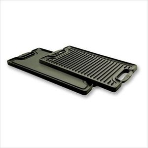 Double Burner Reversible Grill and Griddle Product Image