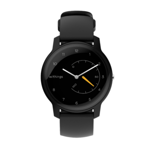 Move Activity Tracking Watch (Black/Yellow) Product Image