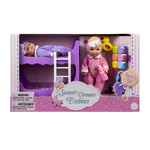 Sweet Dream Twins Bunk Bed Set Product Image