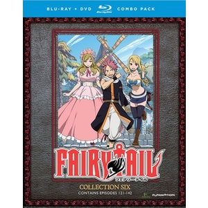 Fairy Tail-Collection Six Product Image