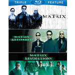 Matrix/Martix Reloaded/Matrix Revolutions Product Image