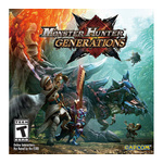 Monster Hunter Generations Product Image