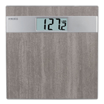 Gray Stone Digital Bathroom Scale Product Image