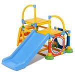 Climb 'n Slide Gym