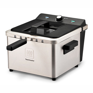 4 Liter Stainless Steel Deep Fryer Product Image