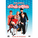 Family Affair-Complete Series Product Image