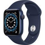 Watch Series 6 (GPS, 40mm, Blue Aluminum, Deep Navy Sport Band) Product Image