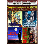Vampires Mummies & Monsters Collection Product Image