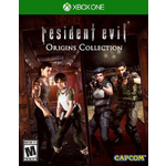 Resident Evil Origins Collection Product Image