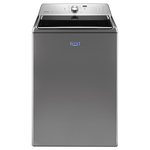 5.3 Cu Ft Top Load Electric Washer w/ Deep Clean Metallic Slate Product Image