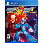 Mega Man Zero/ZX Legacy Collection (PlayStation 4) Product Image