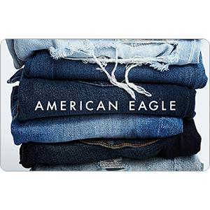 American Eagle® eGift Card $25 Product Image