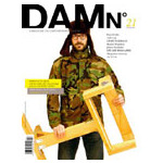 DAMn (Belgium) - 6 Issues - 1 Year Product Image