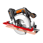 """ExacTrack 20V 6.5"""" Circular Saw w/ Battery & Charger Product Image"""