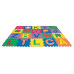 Edu-Tiles Upper Case Letters Ages 3+ Years Product Image