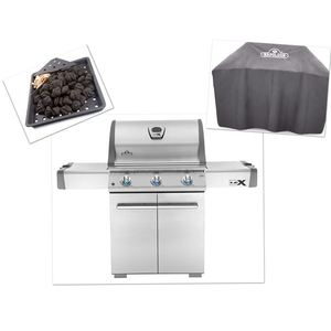 LEX 485 Grill & Accessories Package Product Image