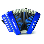 Toy Accordion Blue - Ages 4+ Years Product Image