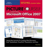 Book: Picture Yourself Learning Microsoft Office 2007 by Diane Koers Product Image