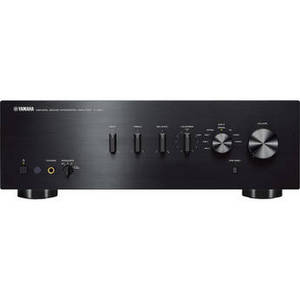 A-S501 Integrated Amplifier (Black) Product Image
