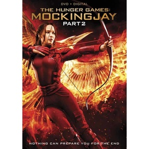 Hunger Games-Mockingjay Part 2 Product Image