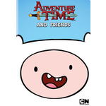 Cartoon Network-Adventure Time & Friends Product Image