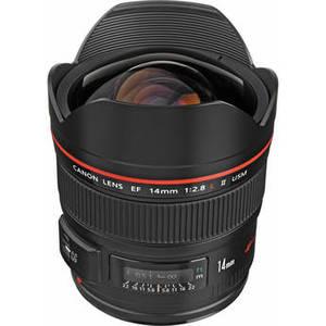 EF 14mm f/2.8L II USM Lens Product Image