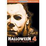 Halloween 4-Return of Michael Myers Product Image