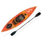 Old Town Canoe Dirigo 106 Kayak with Paddle Product Image