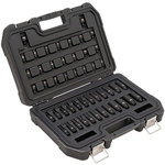 "48pc 1/4"" Drive 6pt Impact Socket Set Product Image"