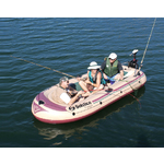Voyager Inflatable 6 Person Boat Product Image