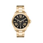 Michael Kors Men's Wren Gold-Tone Bracelet Watch Product Image