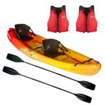 Malibu Two Recreational Kayak  & Accessories Package - Sunrise Product Image