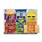 Wooden Latches Board Ages 3-6 Years Product Image