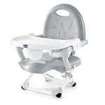 PocketSnack Booster Seat Gray Product Image