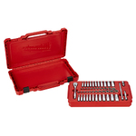 "1/4"" Drive 50pc Drive Ratchet & Socket Set - SAE & Metric Product Image"